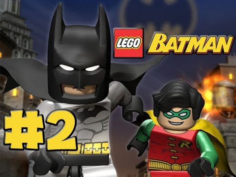 LEGO Batman - Episode 2 - An Icy Reception (HD Gameplay Walkthrough)
