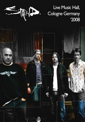 Staind - Live in Cologne, Germany