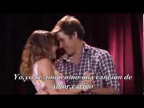 Violetta Y Leon``love You Like A Love Song´´ (offiicial) video