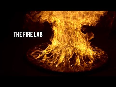 The Fire Lab video
