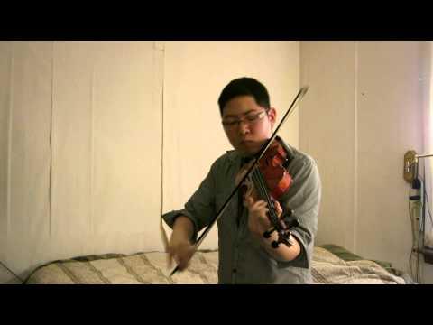 Shingeki No Kyojin OP Violin Cover - Guren No Yumiya (Attack on Titan) 進撃の巨人 紅蓮