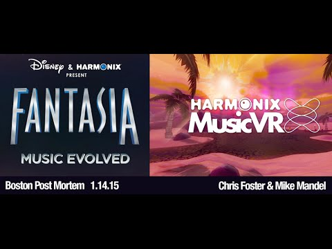 Boston Post Mortem: January Meeting – Harmonix on Designing Games for New Technology