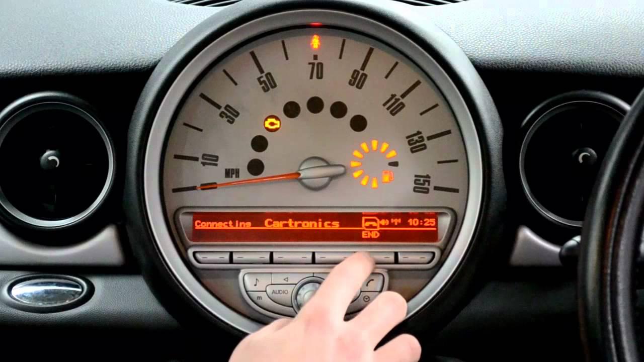 R50//R53 Part #: 6923270 BMW Mini One//Cooper//S Radio Remote Control ECU