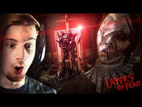 JUST FINISH IT. || Layers Of Fear (ENDING) thumbnail