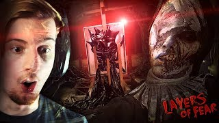 JUST FINISH IT. || Layers Of Fear (ENDING)