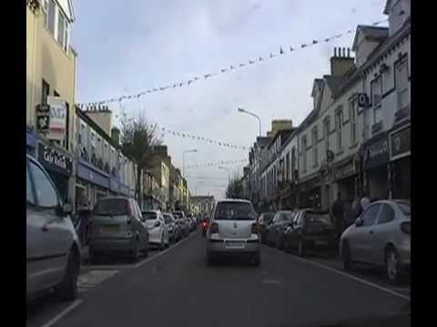 A  DRIVE  TO  AND  AROUND  BUNCRANA,  COUNTY  DONEGAL,  IRELAND