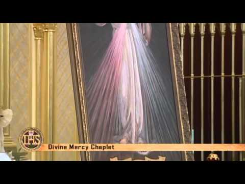 Divine Mercy Holy Hour video