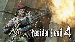 RESIDENT EVIL 4 - #18: Ostentação de munição