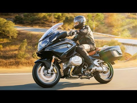 2019 BMW R 1250 RT - The Fascination Of Travel And Touring