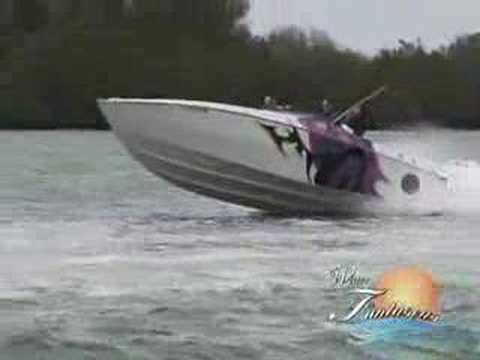 Speed Boats - The Water Fantaseas Way! Video
