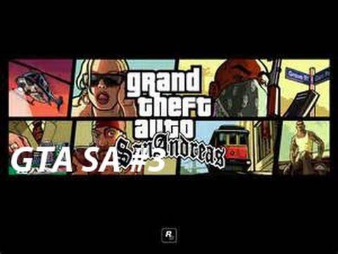 GTA San Andreas #3 有紋身的人多數都識打 by Falcon Scarlet