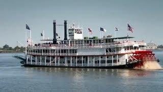 Natchez River Boat - New Orleans, Lousiana