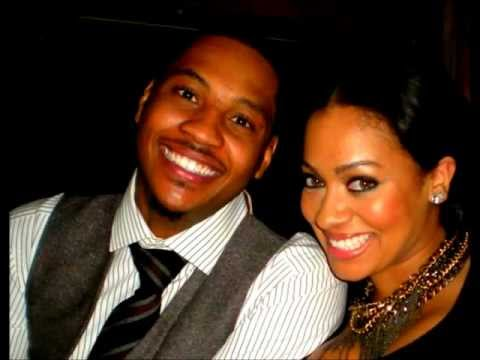 "Carmelo anthony And Lala Anthony ""A True Love Story"" by Kristy Hill"