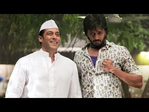 Lai Bhaari - Salman Khan As Bhau - Scene Promo - Riteish Deshmukh - Marathi Movie video