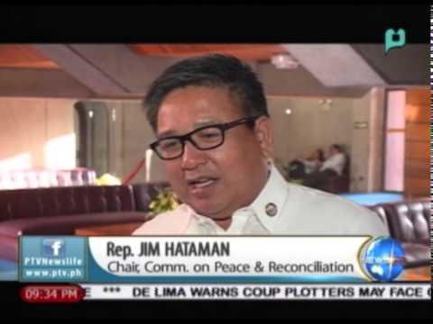 NewsLife: Majority of legislators support Bangsamoro Basic Law passage || Feb. 23, 2015