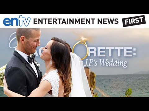 Bachelorette Ashley Hebert and JP Rosebaum's Wedding Recap! ENTV