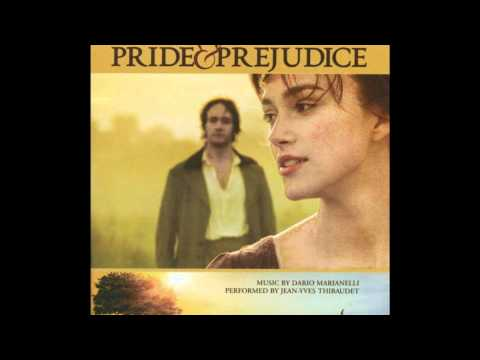 1. Dawn Pride and Prejudice Score 2005