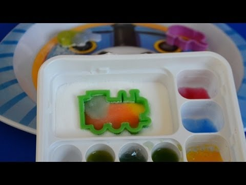 Kracie Popin' Cookin' Oekaki Gummy candy making kit Thomas And friends おえかきグミランド  托马斯&朋友