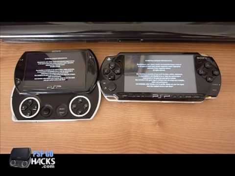 PSP Go Vs PSP-2000 Grand Turismo loading times (PSPGoHacks.com)