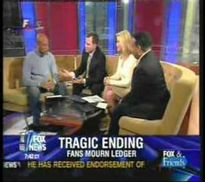 Montel turns the tables on a Fox Morning Television show