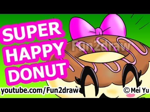 Cute Happy Drawings How to Draw a Super Happy