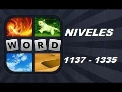 Soluciones 1137 a 1335 - 4 Fotos 1 Palabra. Todos los Niveles y Respuestas Android, iPhone, iOS #1