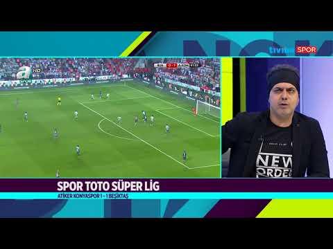 Konyaspor-Beşiktaş maçı sonrası Ali Ece'den hakemlere sert eleştiri
