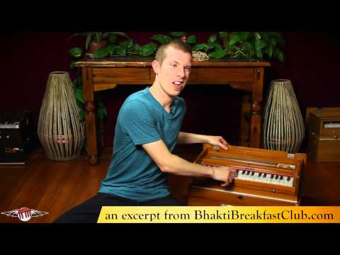 Harmonium 219 - Sri Krishna In Nat Bhairav - In The Bhakti Breakfast Club video