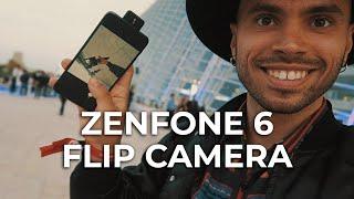 IL NUOVO SMARTPHONE PER FOTOGRAFI - ASUS ZENFONE 6 [FLIP CAMERA]