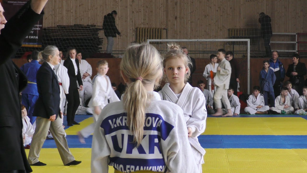 Калушани здобули 14 медалей на всеукраїнському турнірі з дзюдо