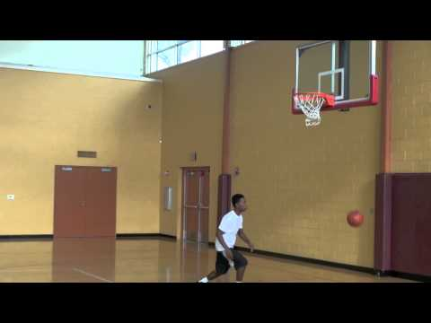 Jalen Hayes 2014 Detroit Loyola High School---Workout Tape
