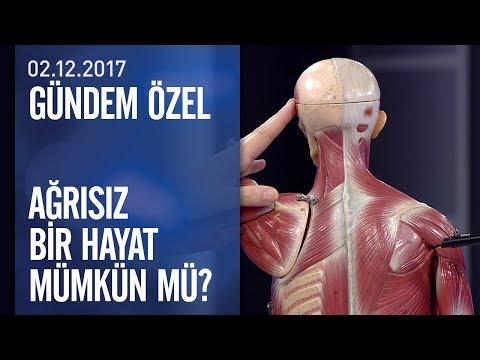 Ağrılarla mücadele yöntemleri - Gündem Özel 02.12.2017 Cumartesi