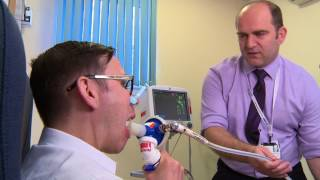 Taking the hypoxic challenge – or fit to fly – test