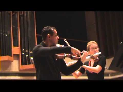 Francois Devienne- Duo for Flute and Viola