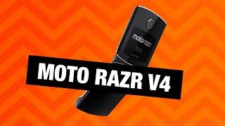 Гибкий Moto RAZR V4 круче Galaxy FOLD и Mate X и OnePlus 7 Pro