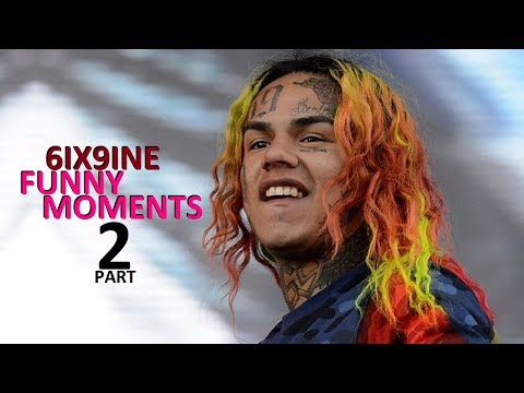 6IX9INE FUNNY MOMENTS Part 2 (BEST COMPILATION)
