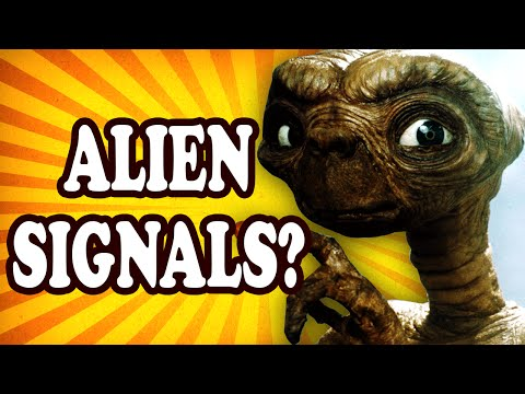 Top 10 Strange Signals Coming From Space