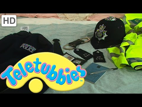 Teletubbies: My Dad's A Policeman video