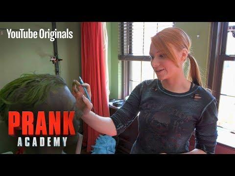 HUMAN STATUE PRANK!!! | Prank Academy | Episode 14