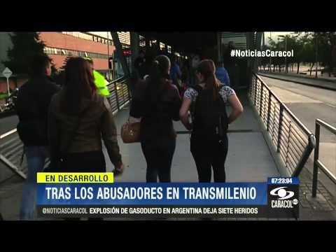 En carne propia: así trabajan las cazadoras de abusadores en Transmilenio  - 1 de Agosto de 2014