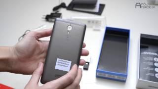 Unboxing Lenovo P2 - Testujeme, pýtajte sa