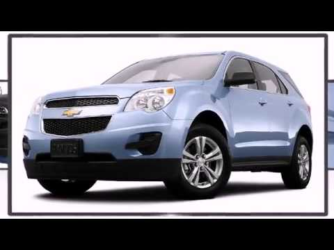 2014 Chevrolet Equinox Video