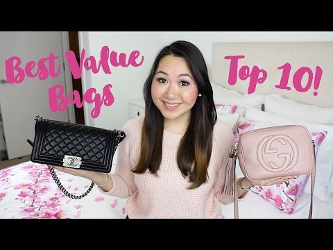 Happy Tuesday lovelies! I know I promised haul videos but they'll be up next week :) This week's video is all about bags which are good value for money! I'm all about getting 'bang for my buck'...