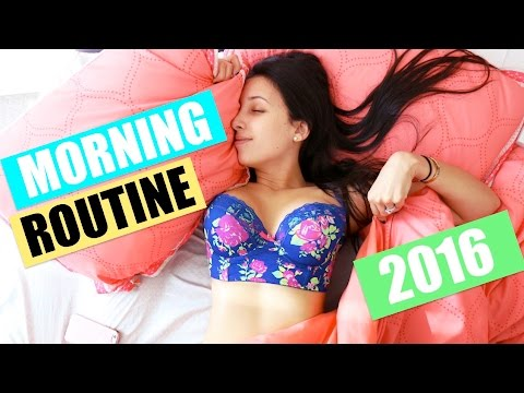 Realistic Morning Routine + Daily Skin Care for flawless skin 2016