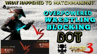 Shadow Fight 3bad matchmaking overpowered wrestling blocking Bots