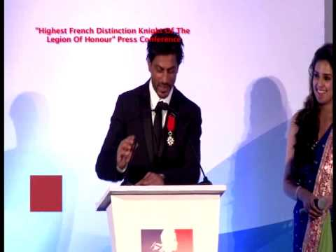 Highest French Distinction Knight Of The Legion Of Honour | Bollywood Masala | Latest Bollywood News