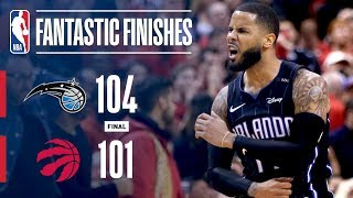 D. J. Augustin Comes Up Clutch For Orlando | Game 1