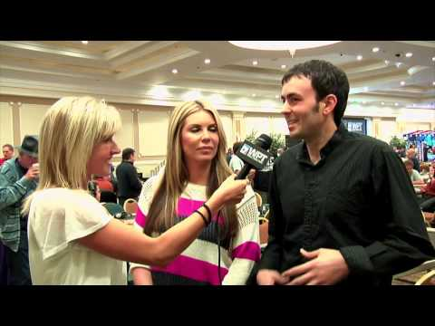 WPT Legends of Poker - Day 2 Interview with Christina Lindley and David Randall
