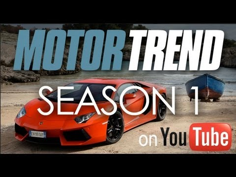 Motor Trend Season 1 - A Look Back at 2012