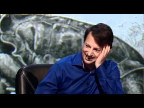 Hilarious QI moment - Giant Tortoises